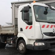 2 AXLE BACKSIDE TIPPER RENAULT MIDLUM 220DXi 4×2