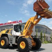 LIEBHERR – 31,4 tons 5,5 m3 L586 2plus2 WHEEL LOADER