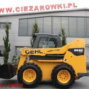 MINI WHEEL LOADER GEHL 6640 1000 MTH
