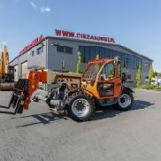 Teleskopladers JLG 3513 PS 4x4x4