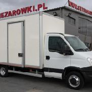 IVECO DAILY 35C15 ISOTHERM CONTAINER FOR 3490 kg GVW TAIL LIFT