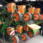 Amazone ED 602-K Classic, 8-row, with filling auger