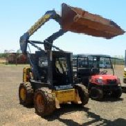 2010 New Holland L185 Skidsteer
