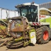 2010 Claas Jaguar 890 Harvester