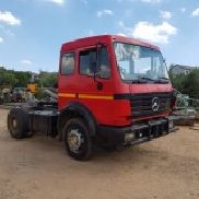 1998 Mercedes Benz 1729 Single Diff Truck Tractor