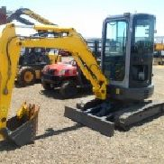 2007 New Holland E27.2SR Minibagger