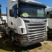 2012 Scania G460 6x4 Truck Tractor