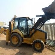 Caterpillar 422E TLB