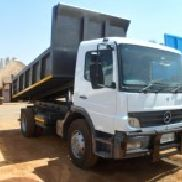 2004 Mercedes-Benz 1923 6cube Kipper