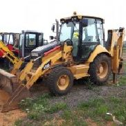 2012 Caterpillar 428E TLB