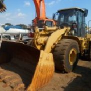 Caterpillar 950H Front End Loader