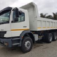 2004 Mercedes Benz 2628 10cube Kipper