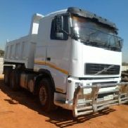 Volvo FH12-400 10 cube Camion Benne