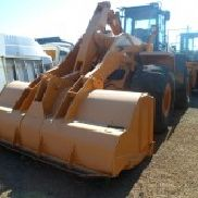 2007 CASE 921C Front End Loader