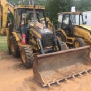 2006 Caterpillar 428D 4x4 TLB