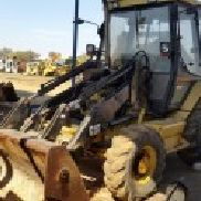 1996 Caterpillar 428C 4x4 TLB