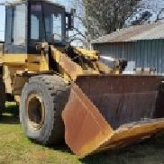 Caterpillar 938F Front End Loader