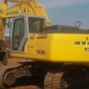 2009 New Holland E305B Excavator