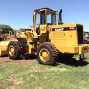 1997 Caterpillar - 936E - Wheel Loader