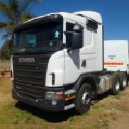 2013 Scania G460 6x4 Truck Tractor