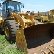 2008 Caterpillar 950H Front End Loader