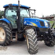New Holland T6030 ELITE EC