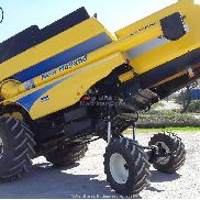 New Holland CSX7050 LATERALE