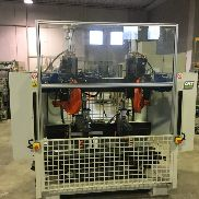 DOUBLE CUTTING MACHINE BRAND TECNO SISTEM MOD. TE/2C/M