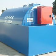 CS 332 TANK OIL TANK OIL BASIN WITH 100%