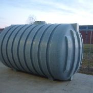 CS 420 TANK TANK FOR WATER AND LIQUIDS IN GENERAL FROM 3000-5000 - 12,000 liters