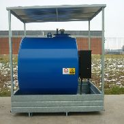 CS 432 CISTERNA FUEL OIL TANK 3000 LITRES