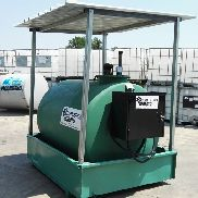 CS 1280 CYSTIC GASOLIO - TANK OF 2000 LITERS