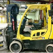 Hyster forklifts S100FTBCS/77F
