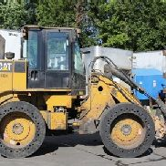 Caterpillar wheel loaders Caterpillar 924H
