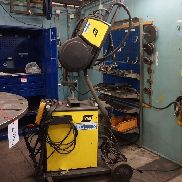 ESAB Mig U5000i Trolley Mounted Welding Power Sources