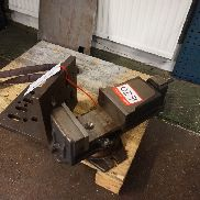 150mm Machine Vice and Angle Plate