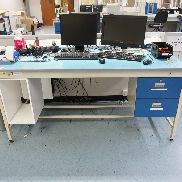 (2) Anti-static Work Benches