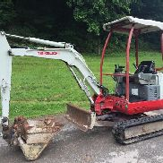 TAKEUCHI TB016 MINI DIGGER