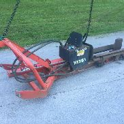 WESTEX HORIZONTAL LOG SPLITTER