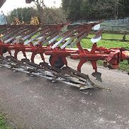 KUHN VARI-MASTER 120 5 FURROW REVERSIBLE PLOUGH