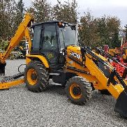 2015 JCB 3CX 14 Wheel Loader