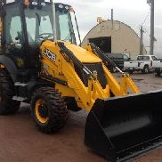 2016 JCB 3CX 14 Wheel Loader