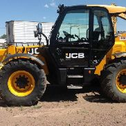 2014 JCB 550-80 Wastemaster Loadall