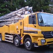 2005 Mercedes-Benz Actros 3241 B mit PM Pump 42m