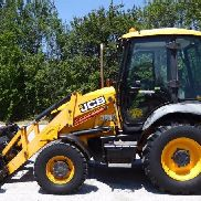 Tractopelle JCB 3CX 2010