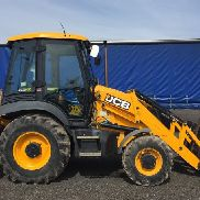 2012 JCB 3CX Sitemaster Backhoe Loader