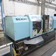 1 plastic injection molding machine Demag ergo tech 35-120 compact