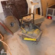1 vibrating plate Wacker VP1340R