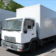 1 Carrier MAN L 2000 LE 8.150 4x2BB