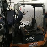 1 Electric Forklift Still SAXBY R20-15